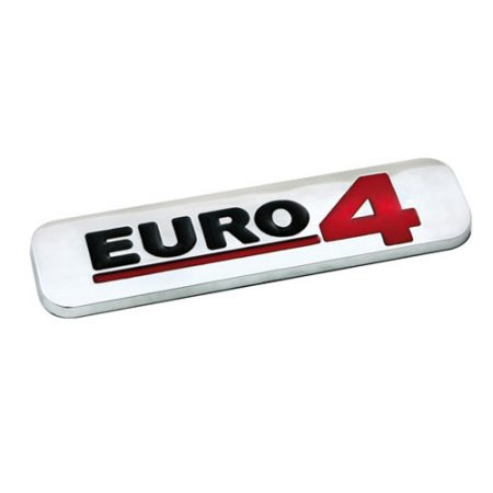 "Nálepka ""EURO4"""