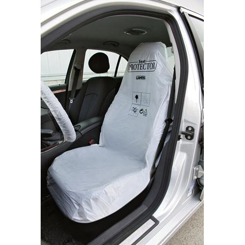 Ochranný návlek sedadla automobilu - rolka 100ks