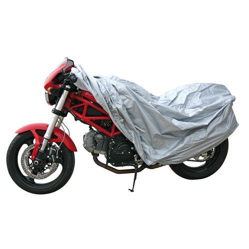 Motocyklové plachty a poťahy