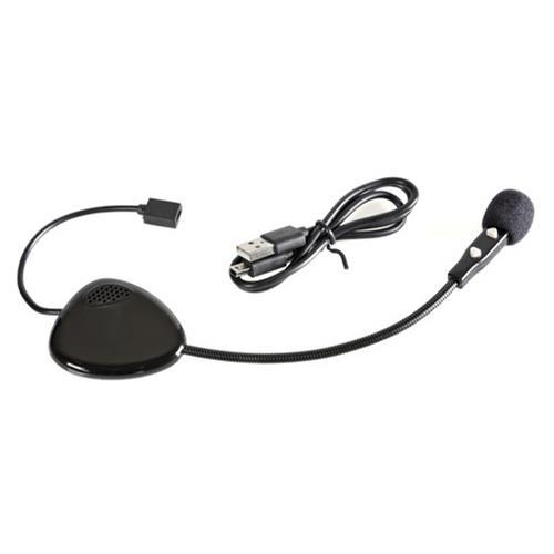 Slúchadlo s mikrofónom - Bluetooth vodiča motocykla