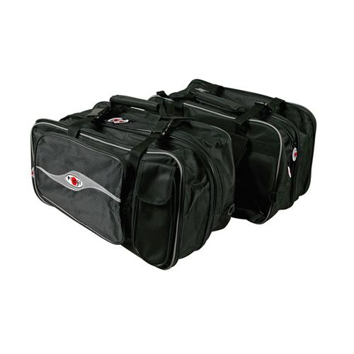 Batožinový vak 2x 24 litrov