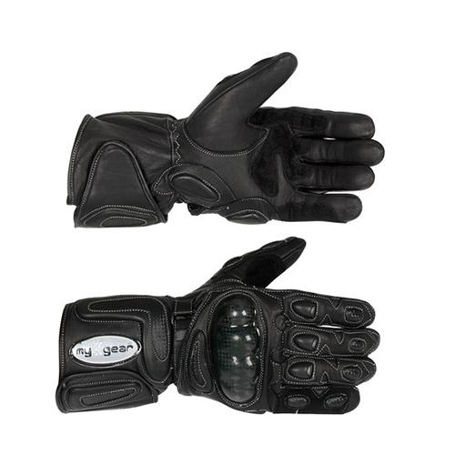 Motocyklové rukavice M