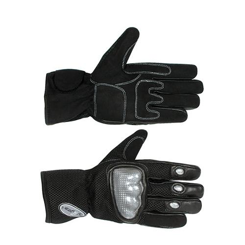 Motocyklové rukavice S