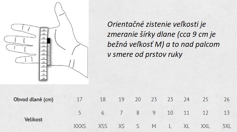 Motocyklové bezprstové rukavice HALF FINGER 3eadd5a3ec