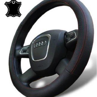 Kožené poťahy na volant